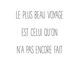 citation inspirante voyage
